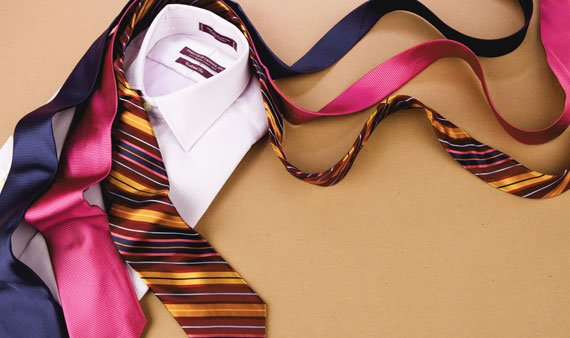 Forsyth Dress Shirts and Ties   - Visit Event