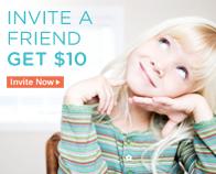 Invite A Friend, Get $10