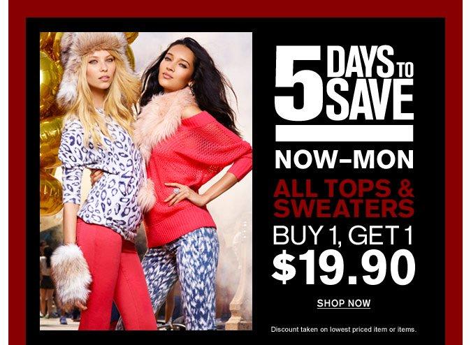 Shop Women's Tops & Sweaters