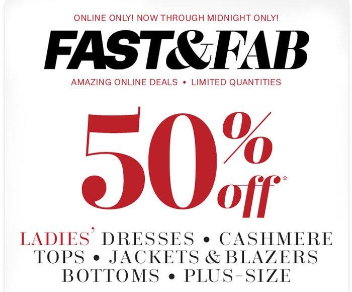 Fast & Fab