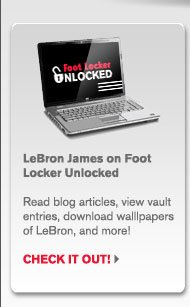 Lebron Blog on Unlocked