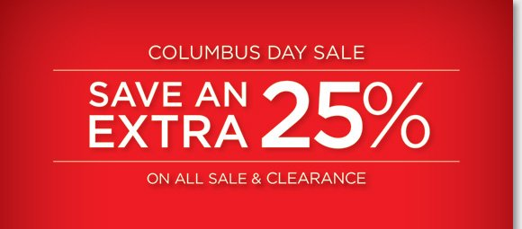 Save on your favorite brands during our Columbus Day Sale! Shop over 95 great Sale & Clearance items from Dansko, ECCO, Umberto Raffini, MBT, and more and save an extra 25%! Plus, find NEW markdowns on UGG® Australia and save up to 50%! Find the best selection now at www.thewalkingcompany.com.