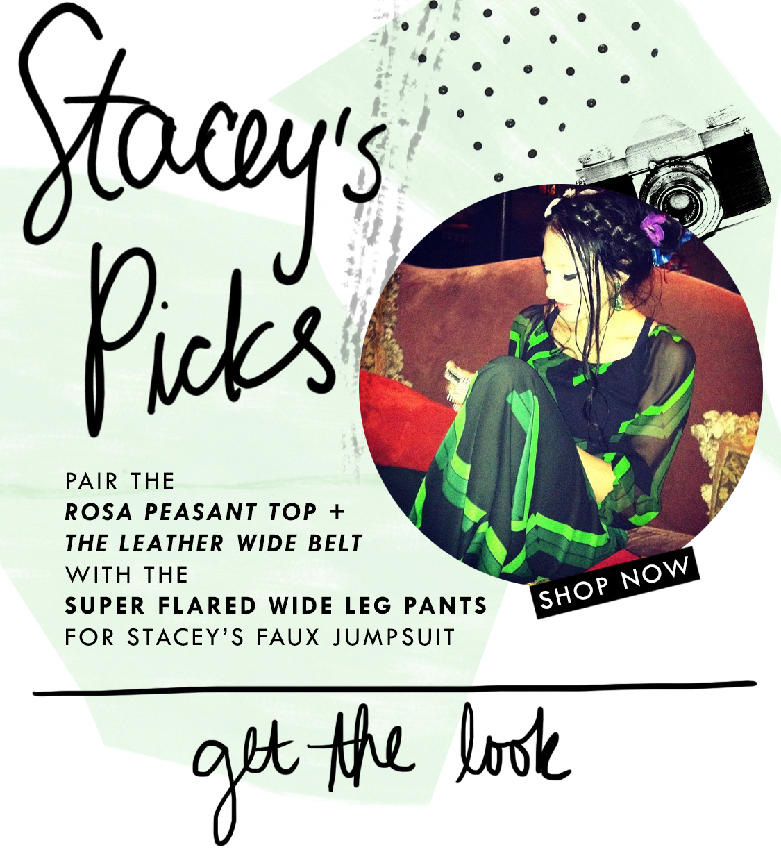 Stacey's Picks