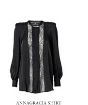 Annagracia silk shirt