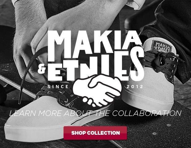 etnies Jameson 2 Makia - collection