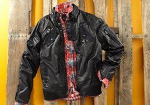Civil Society:  Fall Apparel & Outerwear for Boys
