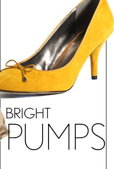BRIGHT PUMPS