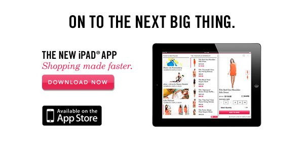On to the Next Big Thing. Download Now.