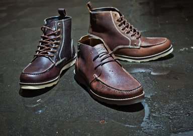 Shop Genuine Leather Boots ft. Crevo