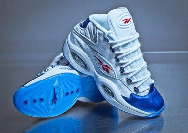Shop Reebok Question Mid: Limited Release