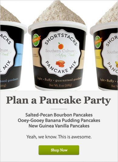 Plan a Pancake Party - Shop Now