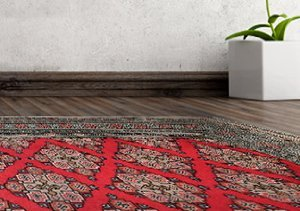 One of a Kind Vintage Caucasian Rugs