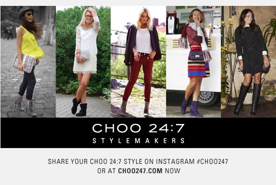 CHOO 24:7 STYLEMAKERS