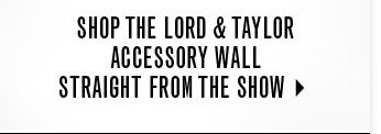 Lord & Taylor Accessory Wall