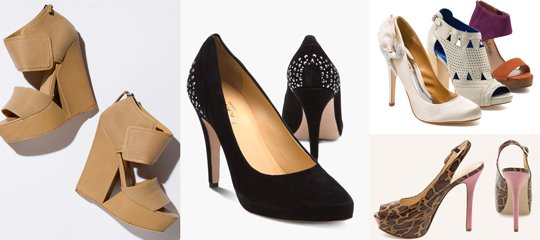 The Party Circuit:Fete-Ready Heels