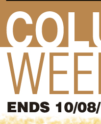 Discover Savings 20% OFF Columbus Day Weekend Sale