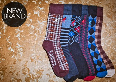 Shop The Perfect Printed Sock