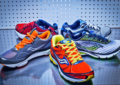 Shop Saucony Running Shoes & More