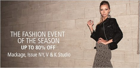 The Fashion Event Of The Season