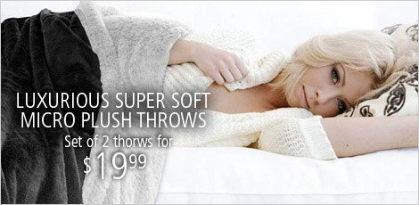 Luxurious Super Soft