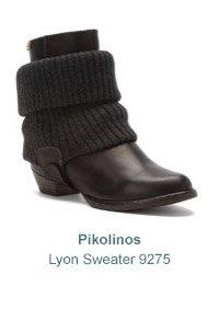 Women's Pikolinos Lyon Sweater 9275