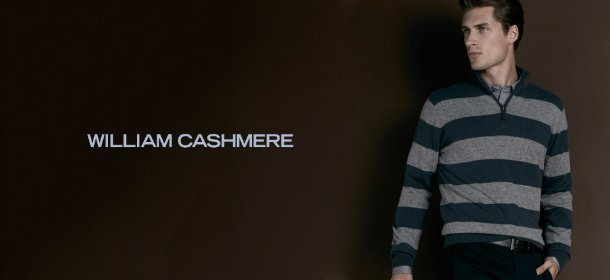 WILLIAM CASHMERE, Event Ends October 10, 9:00 AM PT >