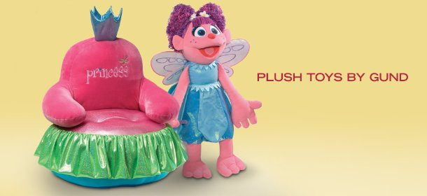 PLUSH TOYS BY GUND, Event Ends October 10, 9:00 AM PT >
