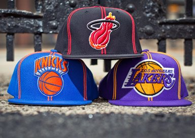 Shop Snapback Central: Mitchell + Ness