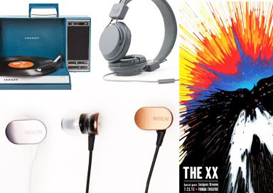 Shop Music Accessories & More ft. Crosley