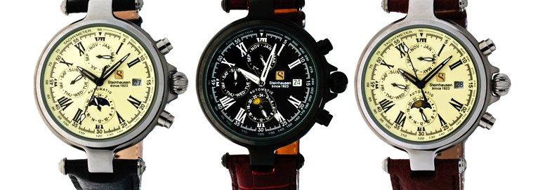 Shop Classic Watches by Steinhausen