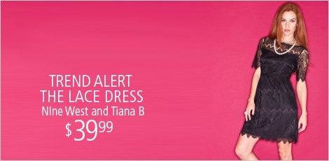 Trend Alert The Lace Dress