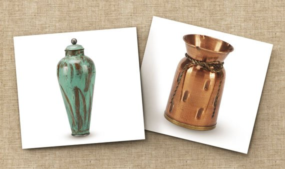 Turkish Copper Accents  - Visit Event