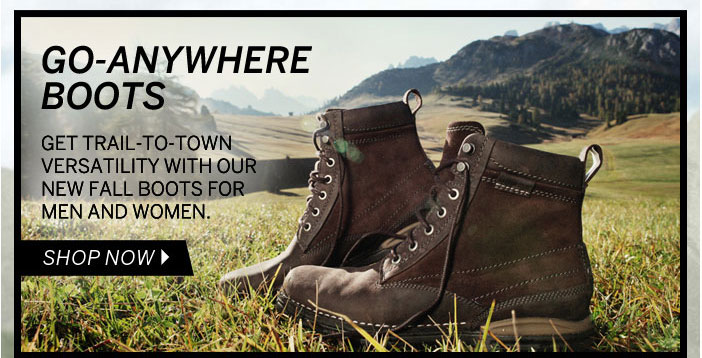 Go-Anywhere Boots