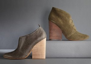 READY FOR FALL: BOOTS