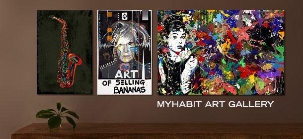 MYHABIT ART GALLERY, Event Ends October 11, 9:00 AM PT >