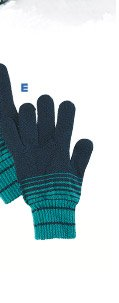 Arctic Stripe Glove >