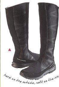Ninja Boot >