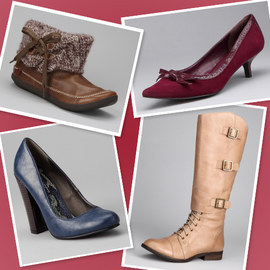 Fashion Savvy: Women's Boots & Shoes