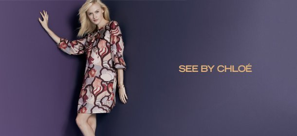 SEE BY CHLOÉ, Event Ends October 10, 9:00 AM PT >