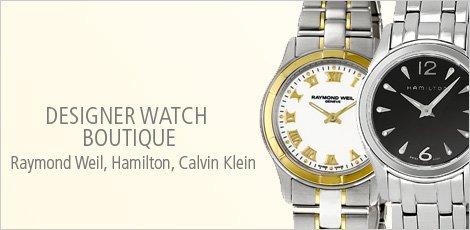 Designer Watch Boutique