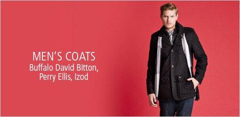 Coat Day-Men's