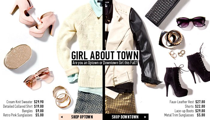 Style Story: Girl About Town