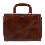 Paul Smith Handbags - Chocolate Brown 'Marley' Briefcase