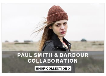 Paul Smith and Barbour - Shop Collection