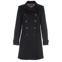 Paul Smith Coats - Black Double Breasted Coat
