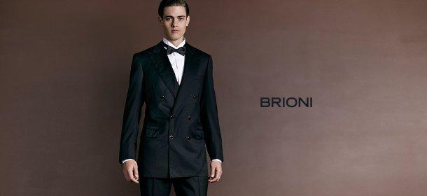 BRIONI, Event Ends October 13, 9:00 AM PT >