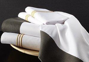 Luxurious Linens: White Sale