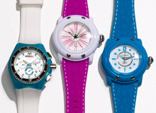 Color Love Jewel-Toned Watches