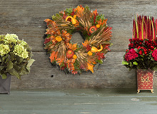 Autumnal Flowers Arrangements to Fall For