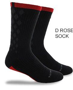 d rose Crew Sock